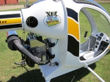 <h5>Typical Mosquito XEL helicopter with two stroke</h5><p>																	</p>