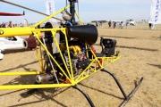 <h5>Homebuilt helicopter engine bay</h5>
