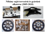 <h5>Helicopter drive components</h5>