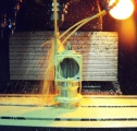 <h5>Machining Hungaro helicopter parts</h5>