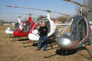 <h5>Augusto Cicare CH helicopters</h5>
