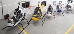 <h5>Cicare hanger helicopter designs</h5>