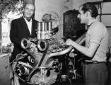 <h5>Augusto Cicare design engine</h5>