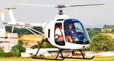<h5>Heli tech helicopter flight display</h5>