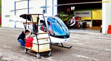 <h5>Heli Tech LH 212 helicopter service</h5>
