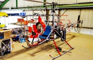 <h5>Heli Tech factory AW95</h5>
