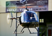 <h5>Personal helicopters Heli Tech helicopter factory</h5>