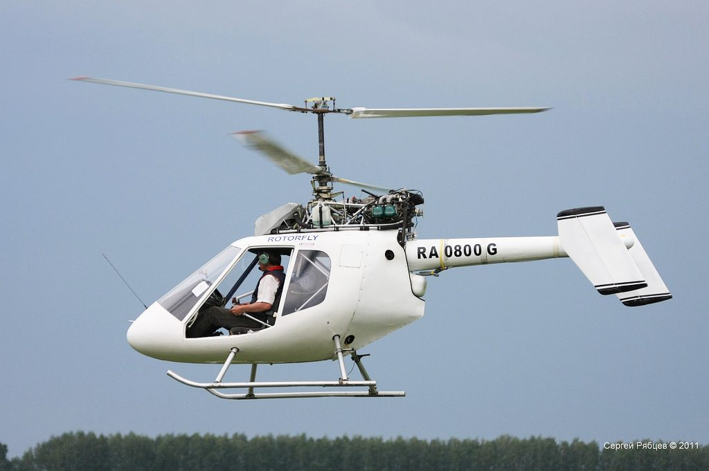Advanced coaxial helicopter