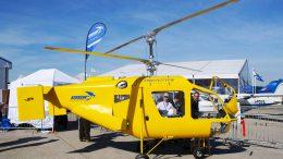 Aeris Naviter Helicopter AN-2 Enara