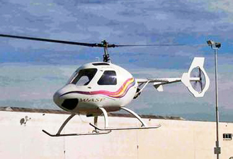 Composite Helicopter