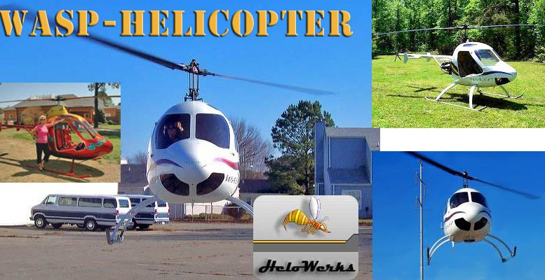 WASP Helicopter AirResearch JFS-100-13A