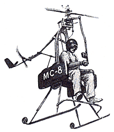 Aerospace Minicopter MC8
