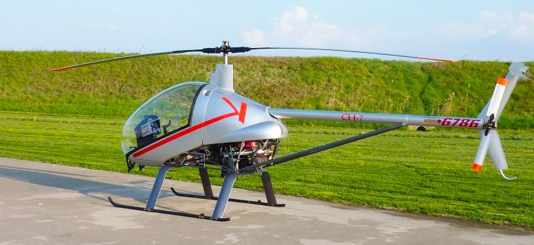 Elicottero Ch 7 : Evolution of the ch angel helicopter redback aviation