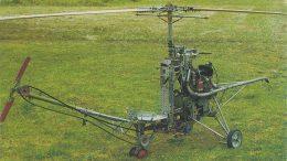 Australian homebuilt helicopter