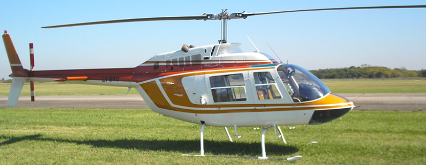 History of Bell Helicopters