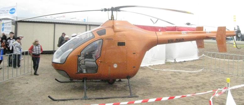 Delta helicopters Australia bio diesel helicopter