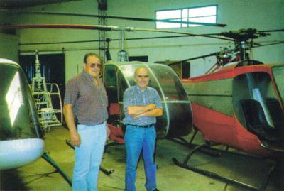 Jorge Howuden & Augusto Cicare