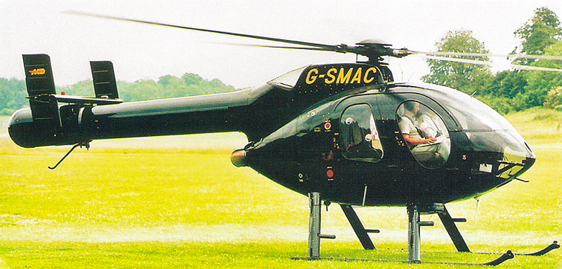 NOTAR - No TAil Rotor Helicopters