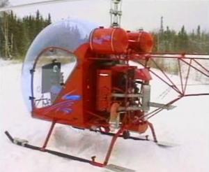 Safari Kit Helicopter
