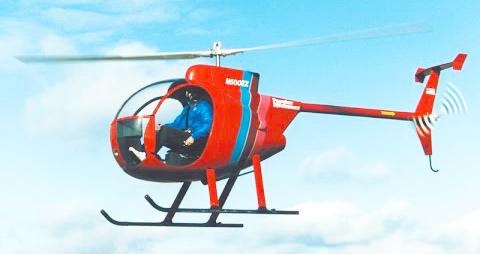 Mini 500 kit helicopter