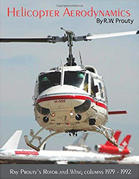 r w prouty helicopter aerodynamics review