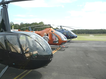 R44 Delta-helicopter Gazelle Aerospatiale AS-350