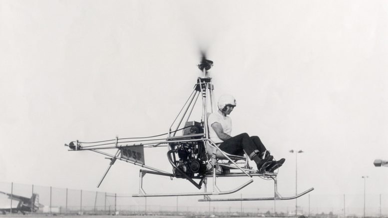 Adams Wilson Helicopter Plans