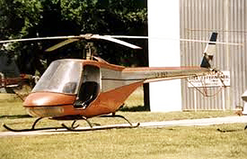 Cicare CH-3 Colibri CK1 helicopter