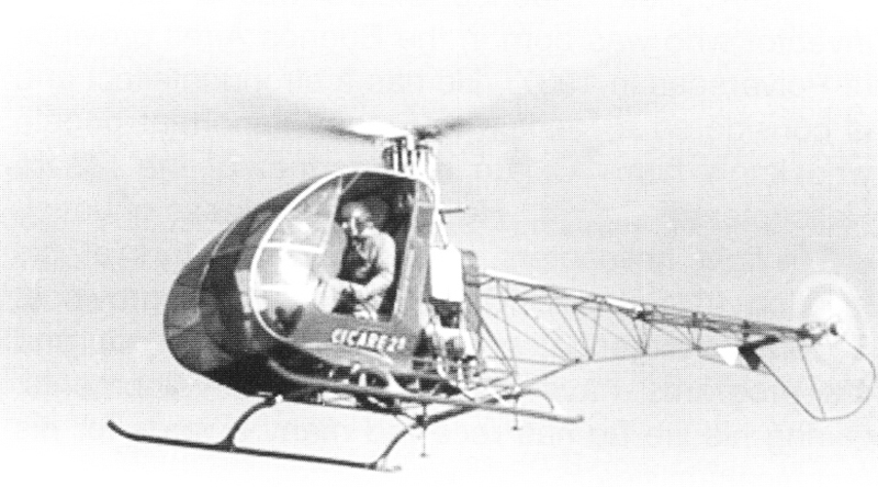 Cicare Helicopter 2