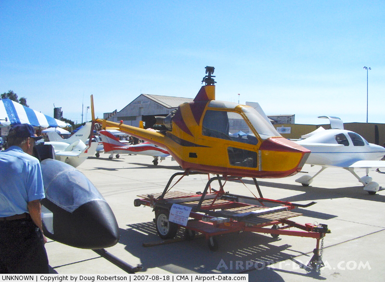 DIY Personal Kit Helicopter