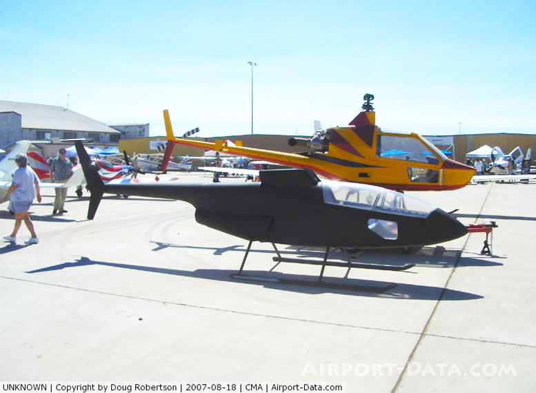 Don Hillberg Homebuilt Helicopters