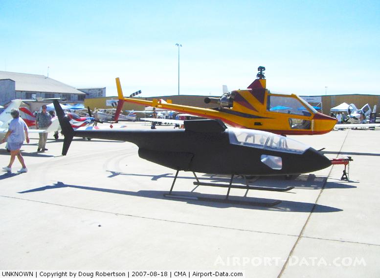 Don Hillberg Homebuilt Helicopters