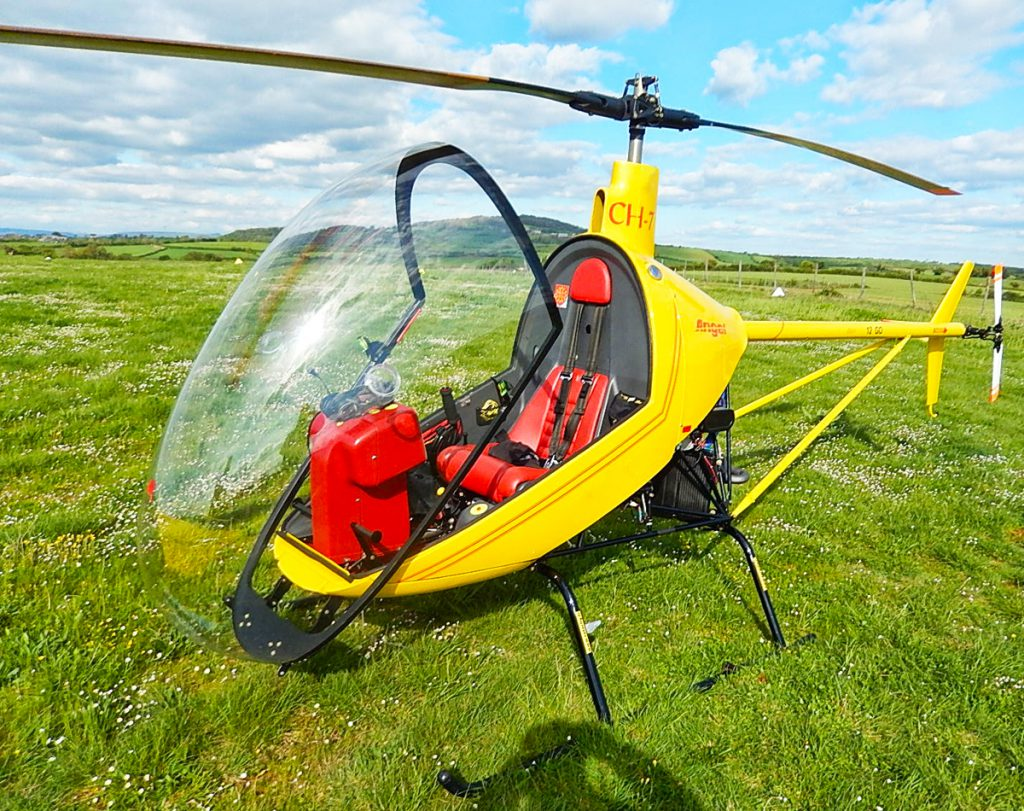 Heli Sport Angel CH-7 Kit Helicopter Review
