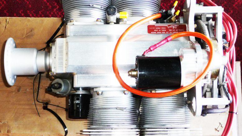 Jabiru helicopter engine modification