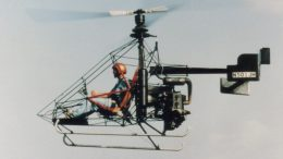 Nolan 51HJ Coaxial Pendulum Multi Engine Helicopter