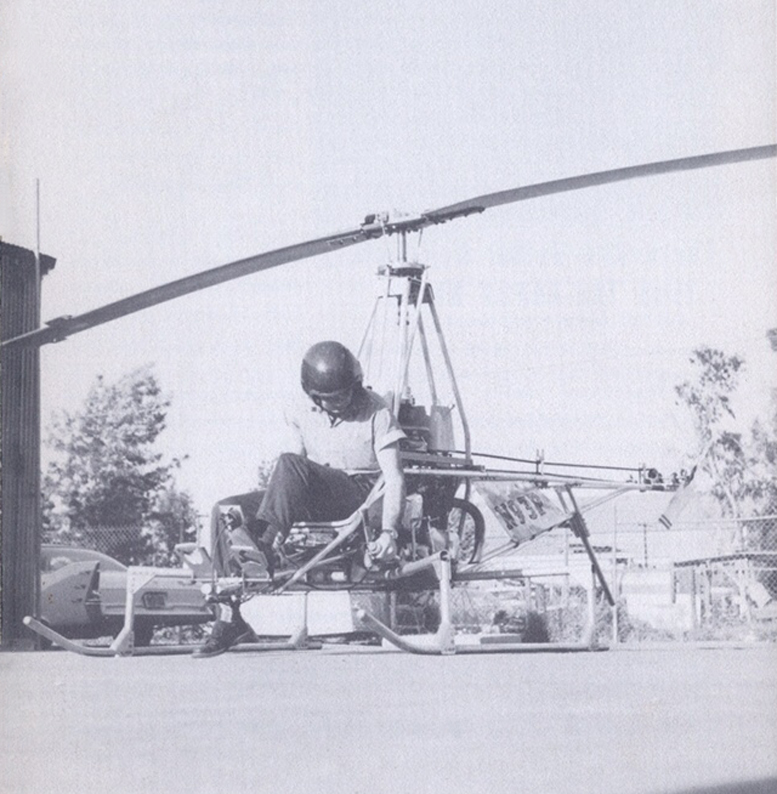Original Adams Wilson Helicopter Kit