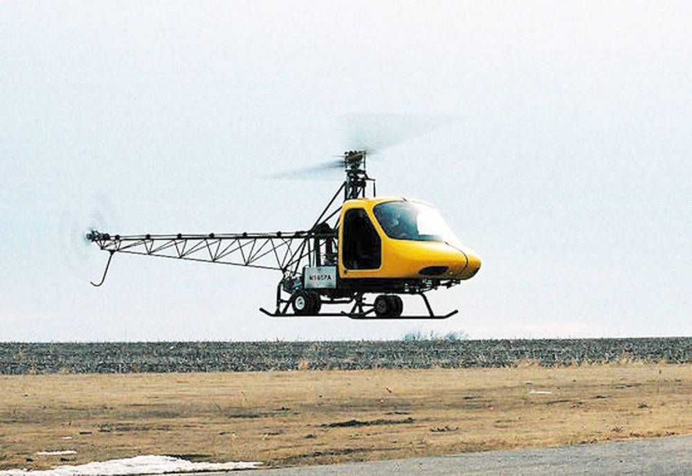 Helicopter kit equipment fetches $18,500