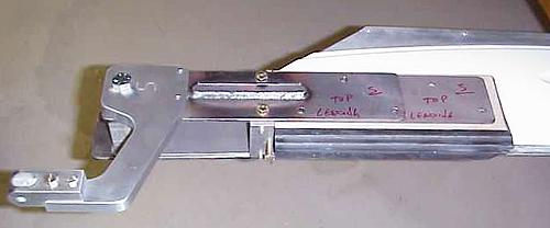 Rotorway rotorblade straps