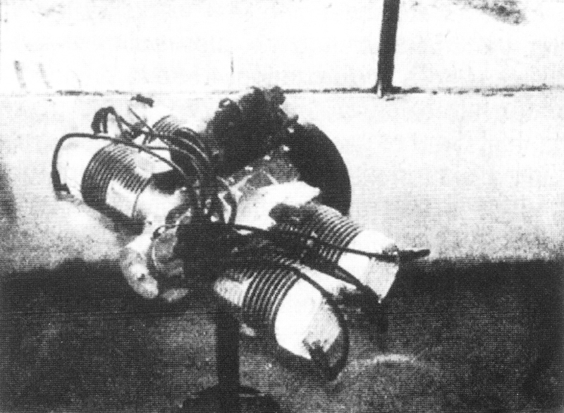 The Augusto Cicare Engine