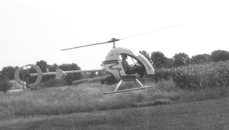 Ultrasport kit helicopter flaring