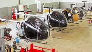 Aerokopter helicopter factory