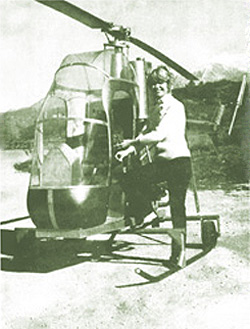 Aeros Homebuilt Helicopter Plans