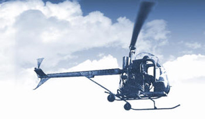 Aeros Homebuilt Helicopter
