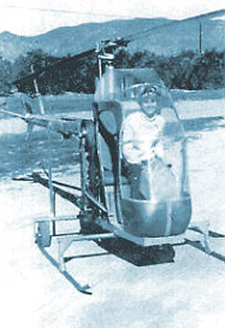 Aeros Experimental Helicopter