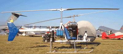 Lonestar Kit Helicopter LS-50