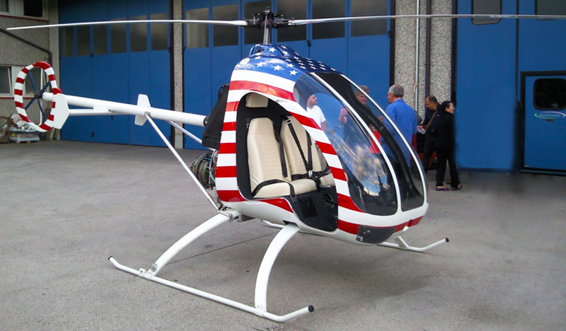 American Sportcopter helicopter