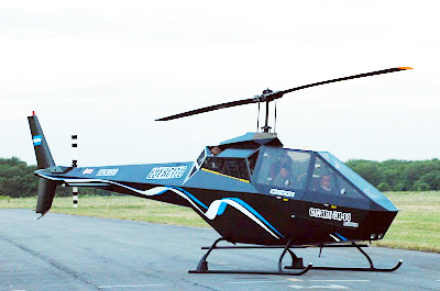 Augusto Cicare CH-14 Helicopter
