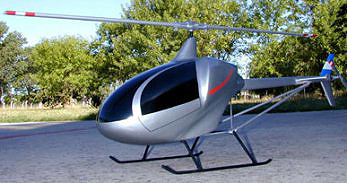 Cicare CH-7 2000 helicopter