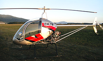 Augusto Cicare CH-7B Helicopter