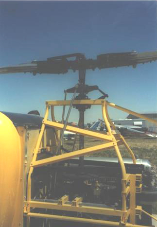 Chief Helicopter chain driven main rotor
